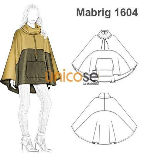 molde poncho de carnavalito de fiselina moldes patrones abrigo capa poncho mujer www unicose net