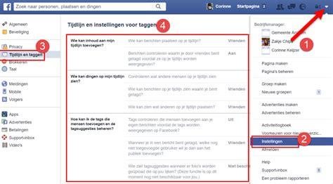 facebook update layout van pagina s op desktop taggen op facebook hoe werkt het corinne keijzer
