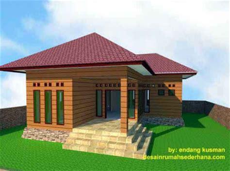 desain rumah villa mungil desain rumah mungil minimalis gambar lengkap desain