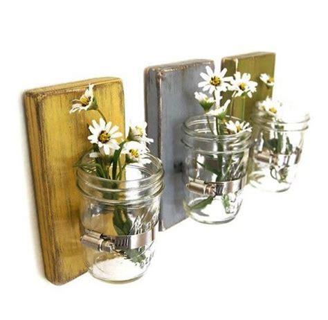 riciclare vasi di vetro riciclare vasi di vetro 15 idee wall