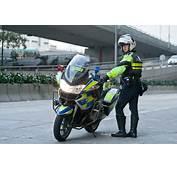BMW R900RT / 香港交通警察電單車 HK POLICE 香港