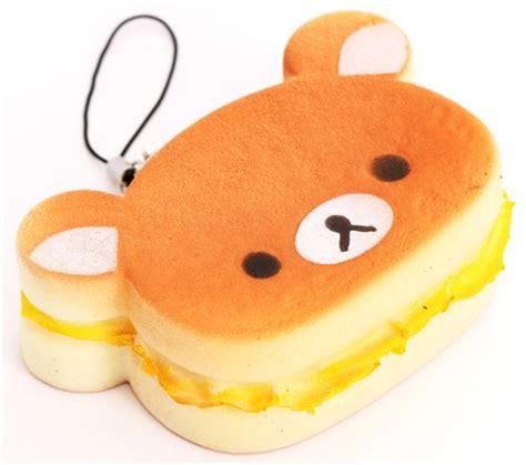 Rilakkuma Sandwich kawaii rilakkuma sandwich bun squishy squishy shop nl