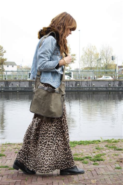 maxi skirts in the winter