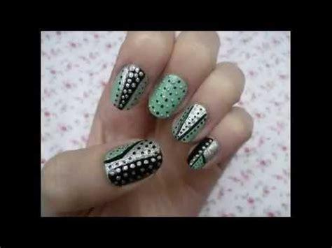 imagenes de uñas acrilicas con pedreria decoracion de u 241 as con piedras swarovski youtube