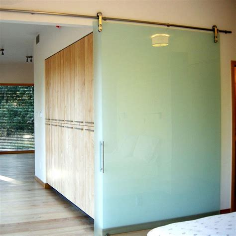 Interior Sliding Barn Door Kits Modern Stainless Steel Interior Sliding Glass Barn Door Hardware Track Kit