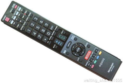 Remote Tv Sharp Aquos new sharp gb105wjsa aquos led smart tv remote