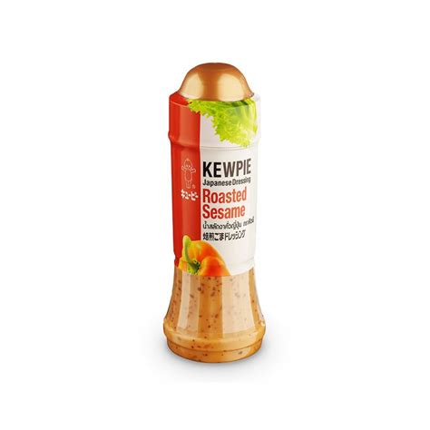 kewpie dressing kewpie roasted sesame dressing 210ml from buy asian food 4u