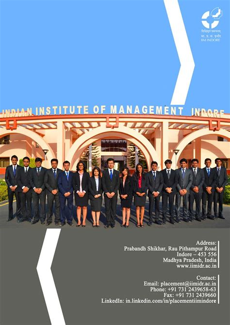 Salary Package For School Mba by Average Salary Package In Iim Indore 2018 2019 Studychacha