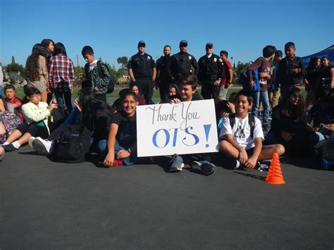 Office Of Traffic Safety by The Badge La Habra Pd Partners With Bmx Team To