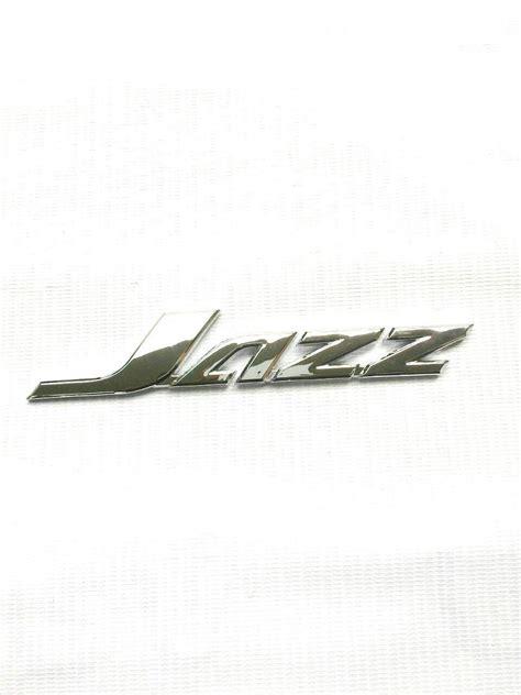 Emblem Brio Emblem Tulisan Brio Emblem Brio Honda Ori jual harga emblem tulisan jazz crome pinassotte