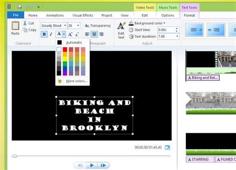 windows movie maker clone effect tutorial stabilization and fancy video effects windows movie