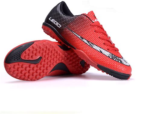 cheapest football shoes dropshipping mens indoor turf soccer shoes superfly