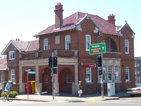 Annandale Post Office by File Annandale 4 Jpg Wikimedia Commons