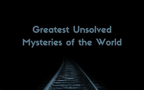 Some Search The World Mystery Of The World Driverlayer Search Engine