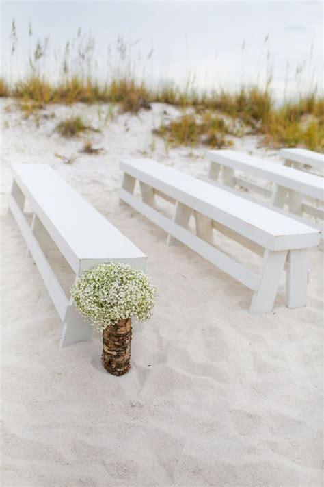 beach benches designs 1000 ideas about cheap beach wedding on pinterest