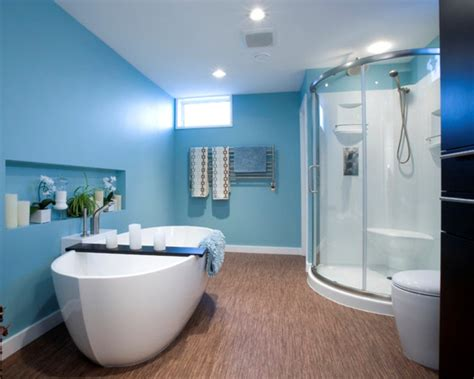 blue tub bathroom ideas blue and white bathroom designs light blue and white