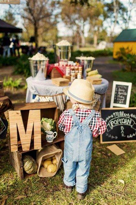 farm themed birthday supplies kara s party ideas farm themed birthday party via kara s