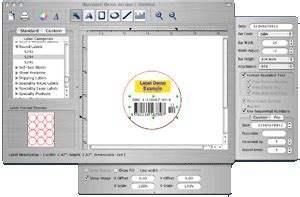 Software Barcode For Mac ibarcoder is a barcode software for mac which create barcode labels on the mac