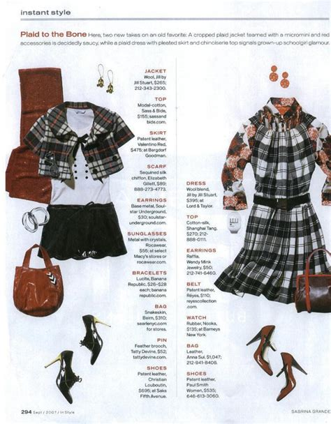 On Our Radar Free Shipping With Instyle Shopping by Beirn Walnut Instyle Sept 2007 Shop Snakeskin