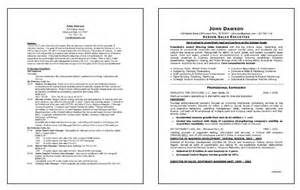 Association Executive Sle Resume by Sales Executive Resume Exle