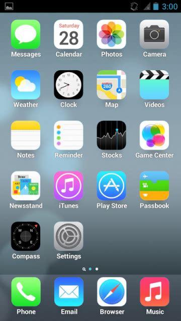 aptoide apk iphone ios 7 launcher retina iphone 5 apk for android aptoide