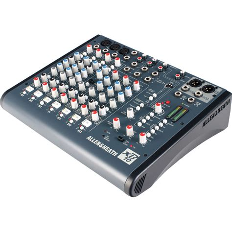 Mixer Allen Heath Terbaru allen heath xb 10 compact broadcast mixer ah xb10 b h photo