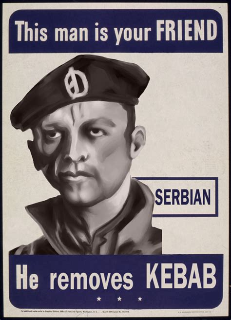 Your Meme - this man is your friend he removes kebab serbia strong remove kebab know your meme