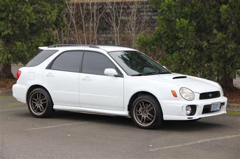 subaru wrx wagon 2003 2003 subaru impreza wrx sport wagon automatic related