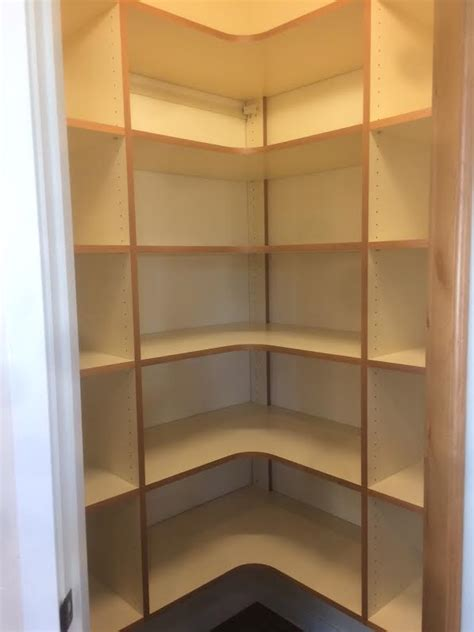 pantry johan closets custom closets central oregon