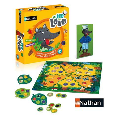 Asmodee Jeux Du Loup by Le Jeu Du Loup La Grande R 233 Cr 233 Vente De Jouets Et Jeux Jouets Enfant 6 224 8 Ans