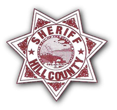 hill sheriff department sheriff coroner s office hill countyhill county