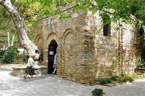 house of virgin mary ephesus turkey house of the virgin mary ephesus tourist destinations