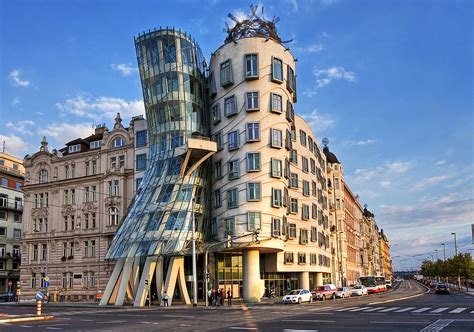 40s Home Decor by Dancing House Czech Republic 19 Must See Eastern