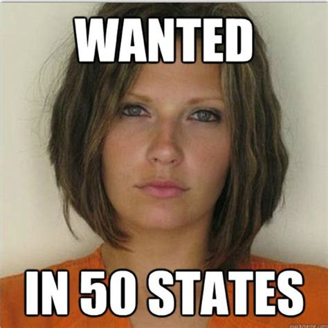 Hot Memes - attractive convict meme girl megan simmons mccullough