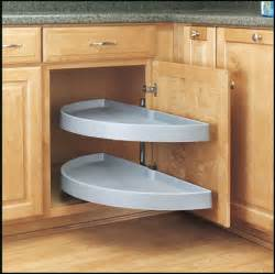 Kitchen Corner Cabinet Organizer by Blind Corner Cabinet Swing Out Caddy