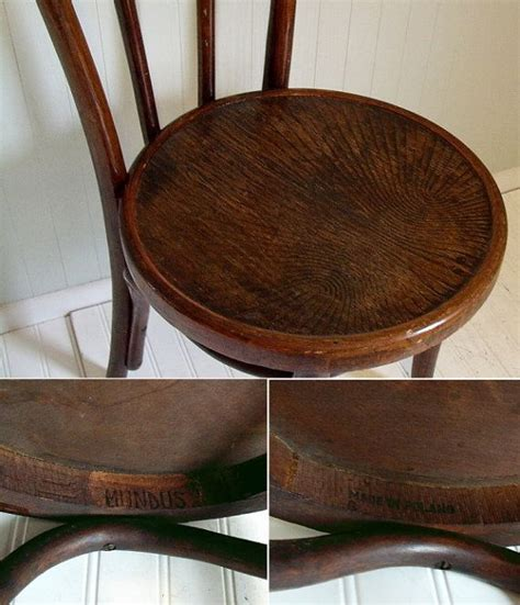 Mundus Chair by Original Mundus Bentwood Cafe Chair Made In Poland