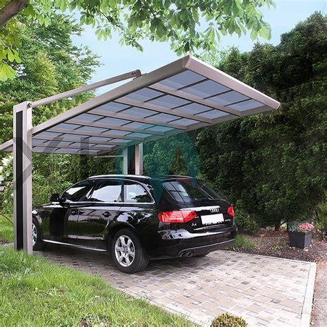 carport holz 4x4 ximax carport my port 150 5 x 2 7 m einfahrtsh 246 he 1 95
