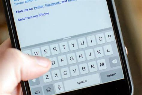 iphone klavye sesini kapatmak akıllı telefon