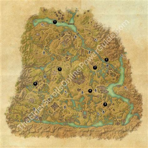 stonefalls treasure map eso treasure maps guides