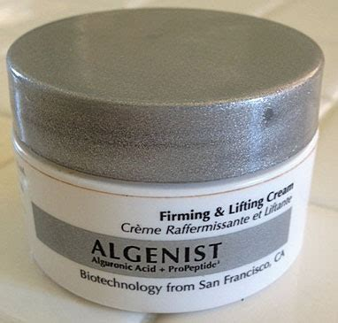 beverly firming cream comments algenist firming and lifting cream
