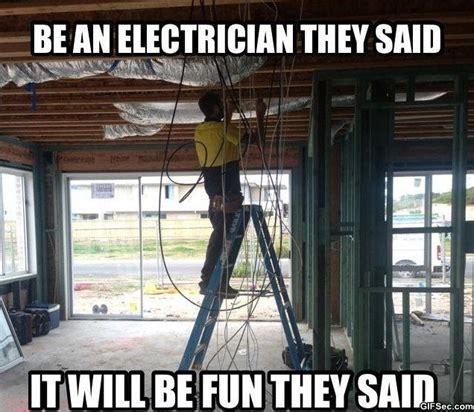 plumber  electrician banter images  pinterest