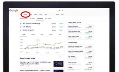 registro de firmas finanzas google a 241 ade m 225 s informaci 243 n de finanzas en su buscador