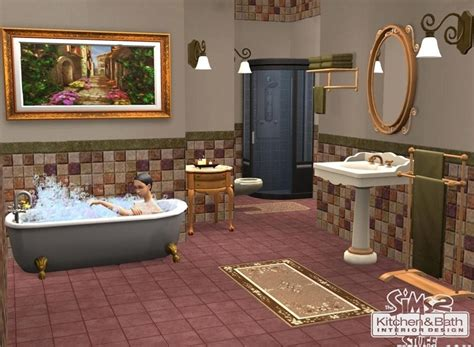 sims 2 kitchen bath interior design stuff the дата