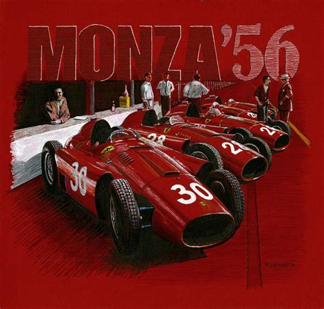 vintage ferrari art 17 best images about moto art on pinterest