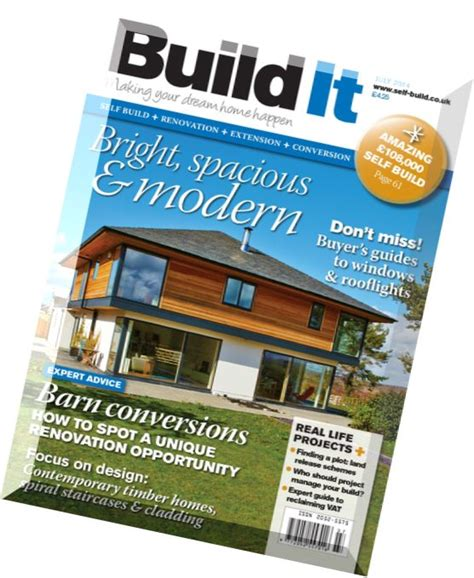 build it home improvement magazine july 2014