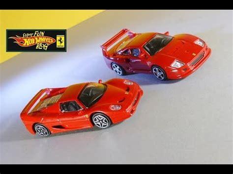 B Burago1 43 Laferrari Race Play Color New In bburago 1 43 scale race play series f40 competizione f50