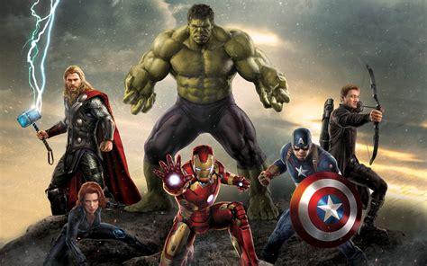 avengers HD Wallpaper #8122