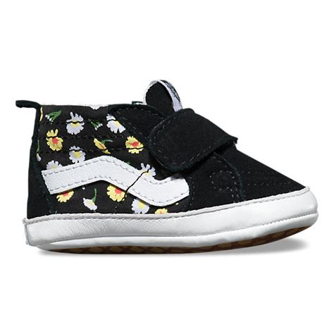 infant sk8 hi crib shop toddler shoes at vans