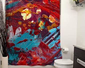 silver streak bathroom scene silver streak printed shower curtain bathroom decor abstract