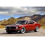 1970 Mustang Muscle Car